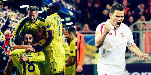Villarreal venceu o Liverpool e Sevilla trouxe um bom empate da Ucrânia.