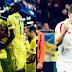 Villarreal venceu o Liverpool e Sevilla trouxe um bom empate da Ucrânia