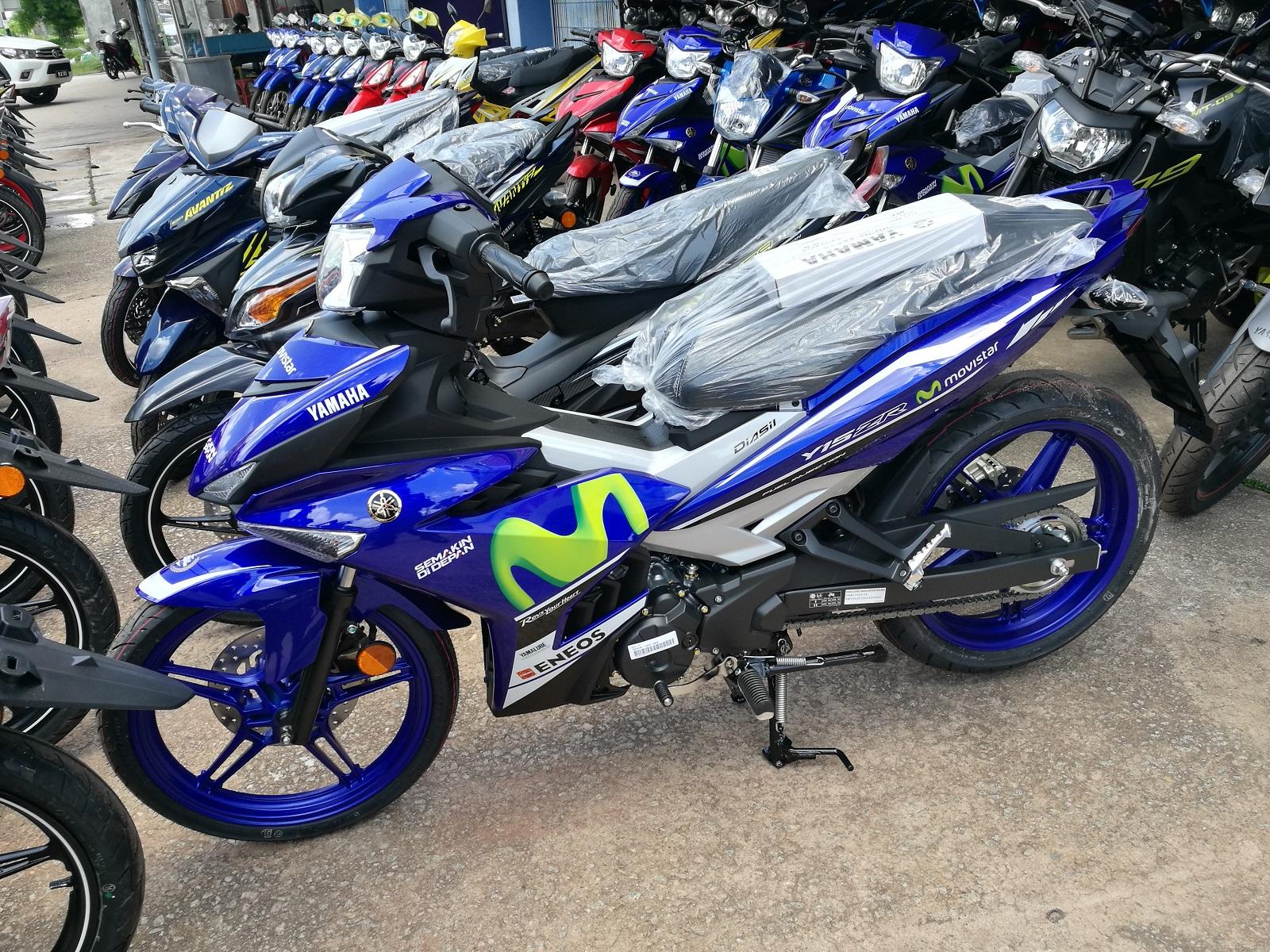 Harga Yamaha R Malaysia