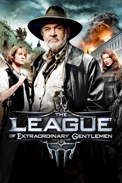 THE LEAGUE OF EXTRAORDINARY GENTLEMAN (2003) TAMIL DUBBED HD
