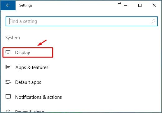cara mengatur kecerahan layar komputer