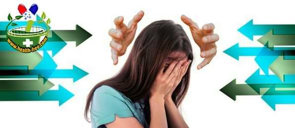 أسباب الإجهاد والتوتر العصبي والضغط النفسي الحاد