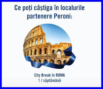 regulament castigatori concurs Peroni Andiamo tutti a Roma 2018