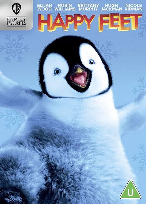 Happy Feet (2006)