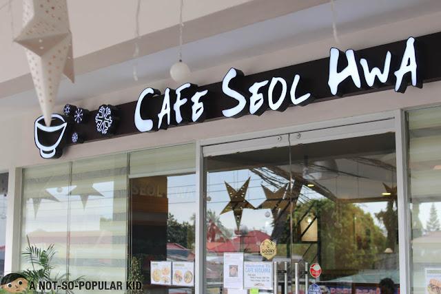 Cafe Seol Hwa - Korean Bingsu in BF Homes