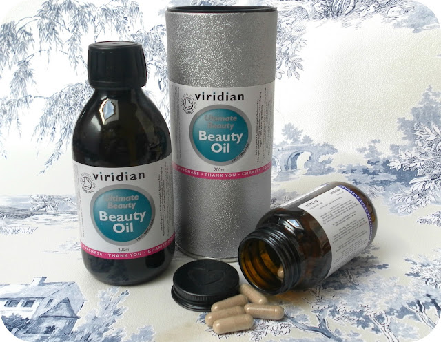 A picture of Viridian Beauty Supplements