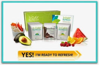 3 day refresh cleanse healthy clean eating recipe weightloss healthy fats fruits veggies