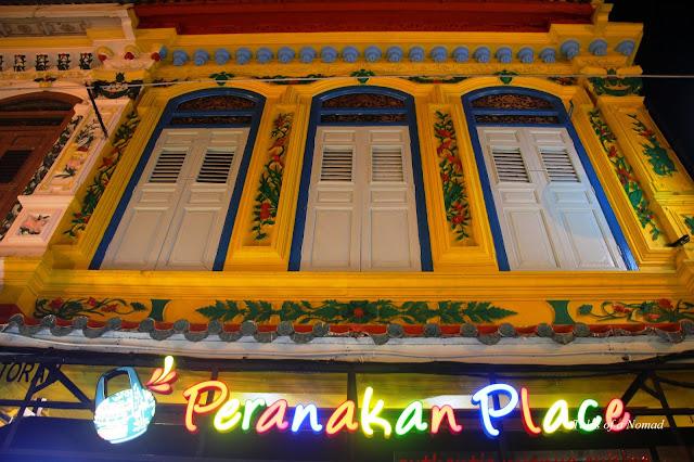 A Walk through Jonker Steet, Malacca, Malaysia