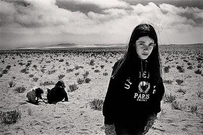 Photographie de Simon Vansteenwinckel de son livre Nosotros