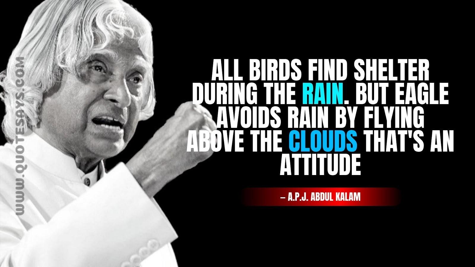 Apj Abdul Kalam Quotes on Eagle, Apj Abdul Kalam Quotes
