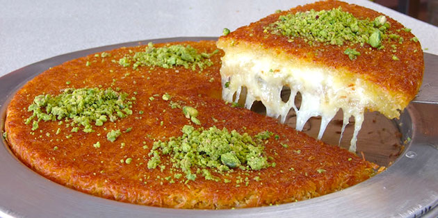 most popular turkish dishes