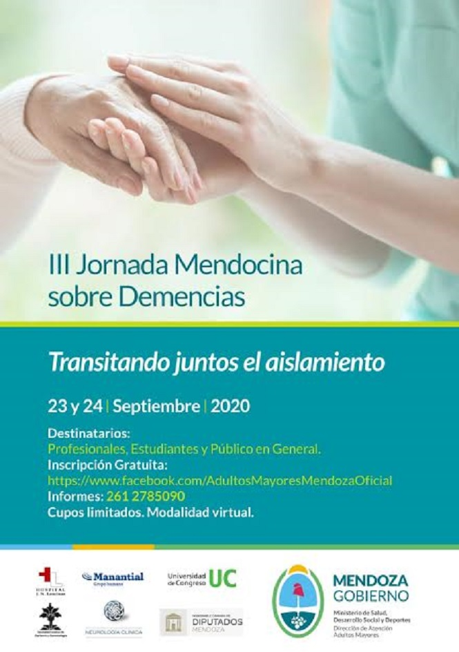 Uno de cada ocho adultos mayores de 65 años argentinos padece Alzheimer
