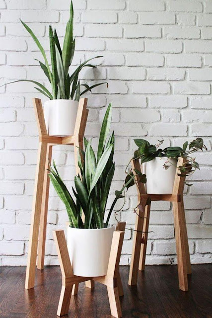 10 Creative Diy Plant Stand Ideas