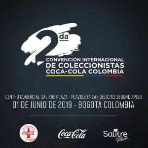 2da Convención Internacional de coleccionistas Coca-Cola