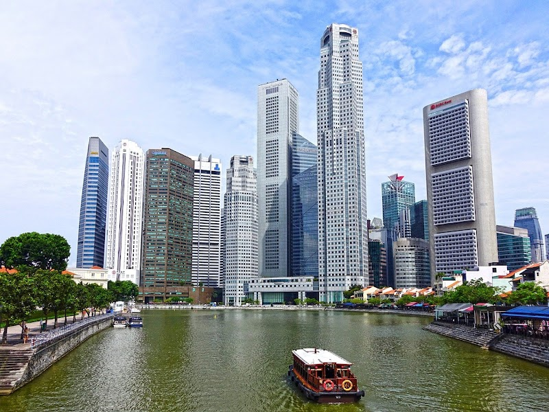 Singapore Office Focused REITs Comparison @ 21 May 2021