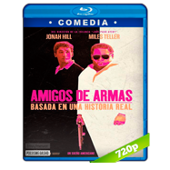 Amigos de armas (2016) BRRip 720p Audio Dual Latino-Ingles