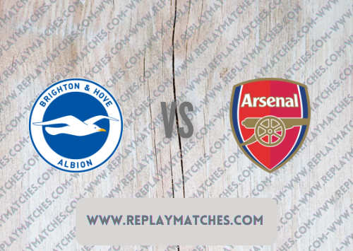 Brighton & Hove Albion vs Arsenal -Highlights 02 October 2021