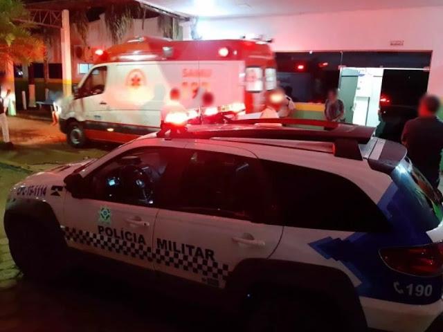Suspeito de assaltos é sequestrado em carro e espancado por quatro homens