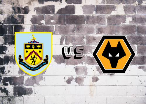 Burnley vs Wolverhampton Wanderers  Resumen