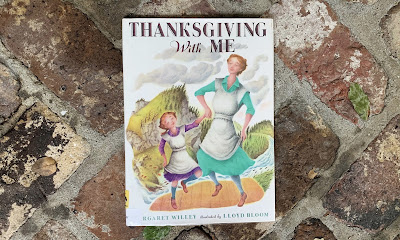 Image for the children's book Thanksgiving with Me
