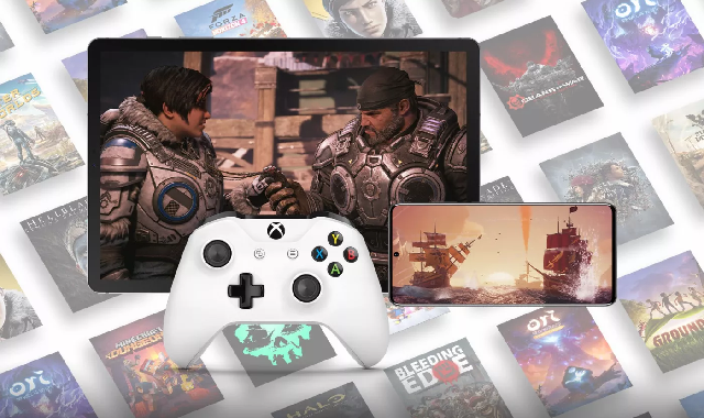 Microsoft and Samsung partnerships with Xbox