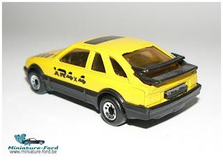 Matchbox, Ford Sierra XR4