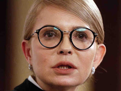 Yulia Tymoshenko Accuses Ukraine President Petro Poroshenko of Corruption