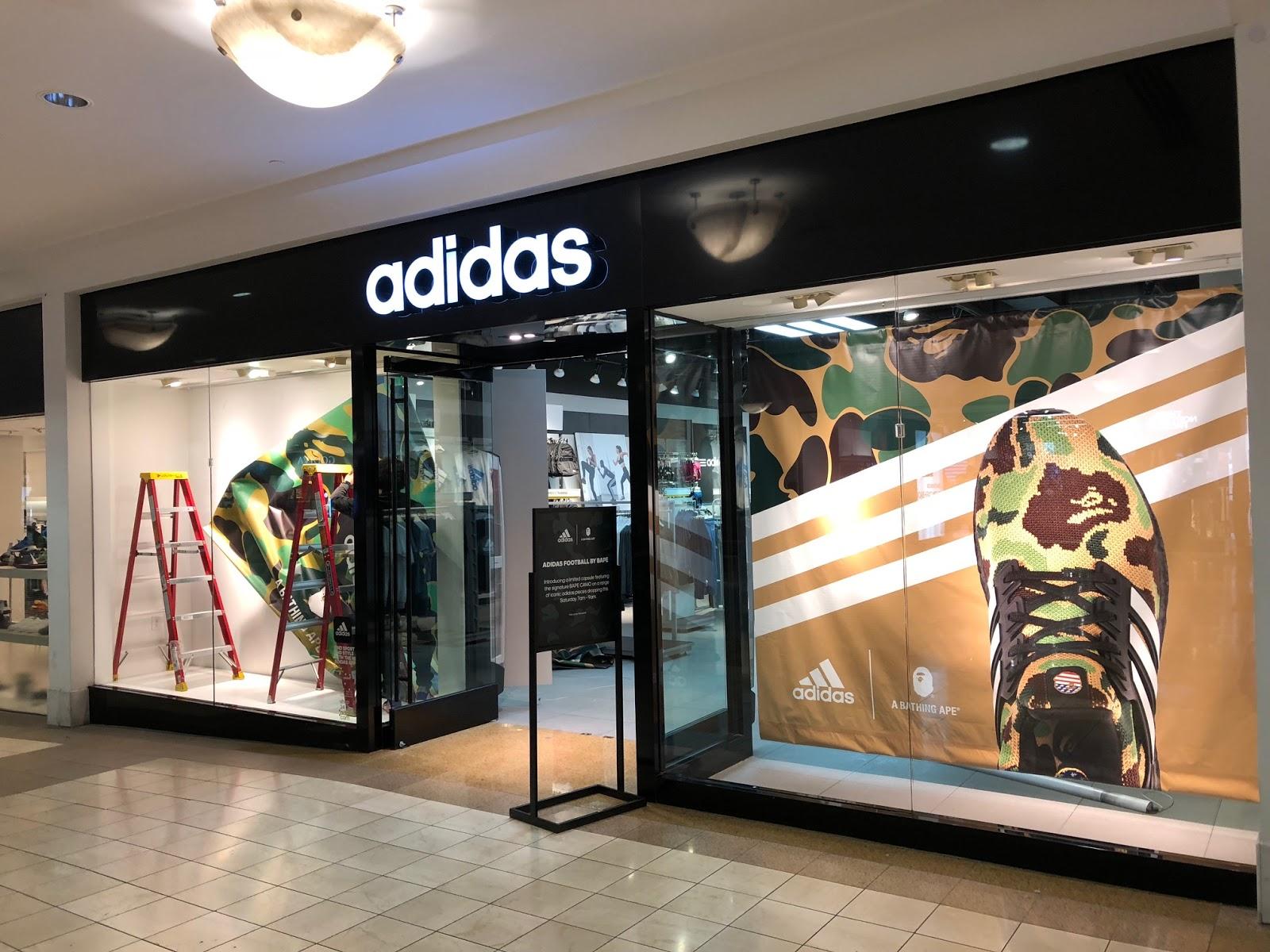 Tomorrow's News Today Atlanta: [ALERT] Adidas Opening