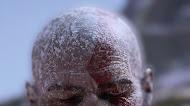 Kratos closeup mobile wallpaper