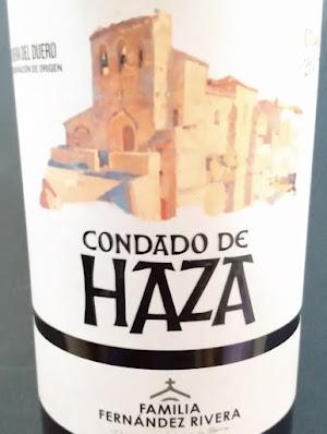 Notre vin de la semaine est ce très bon rouge de la Ribera del Duero !