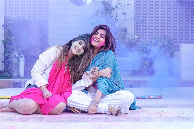 Holi outfit ideas, holi dress, latest holi style