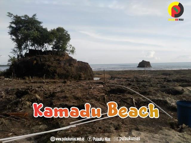 Kamadu Beach, Nias Barat