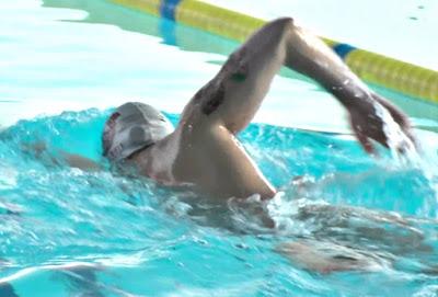 Nadar beneficios salud bienestar general
