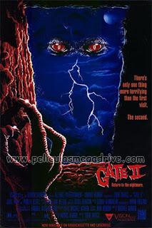 La Puerta 2 (1990) [Latino-Ingles] [Hazroah]