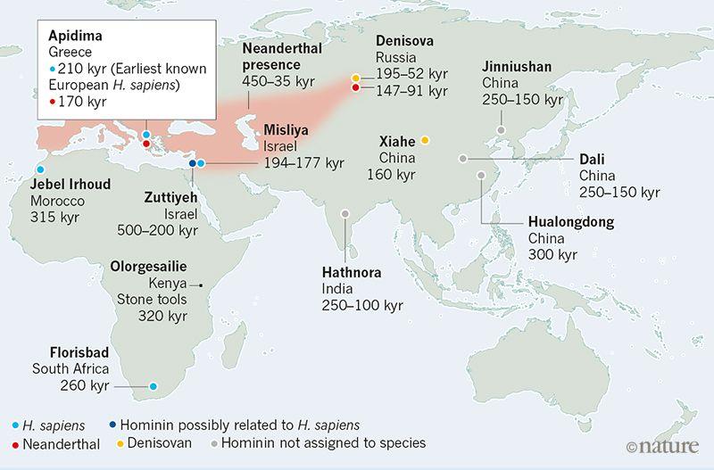 η ραδιομετρική χρονολόγηση καθορίζει την ηλικία της γης