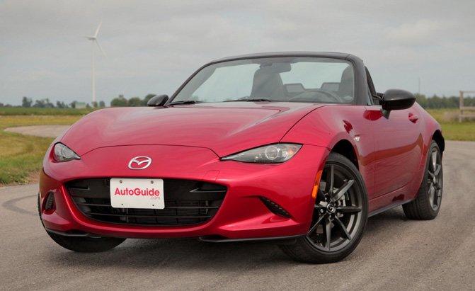 Xe thể thao tốt nhất dưới $ 40K: Mazda MX-5 Miata