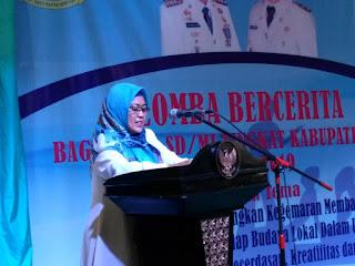 Image result for Peraih Prestasi Terbaik Lomba Bercerita natuna Tingkat Provinsi dan Nasional