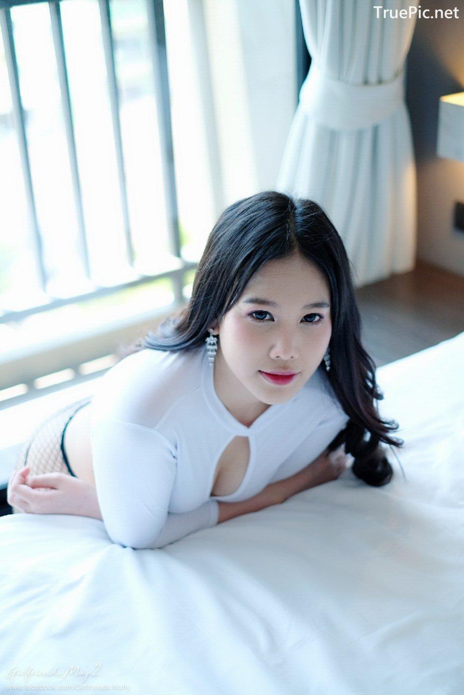 Image Thailand Model - Chanunshida Phuangsombut - Sexy Secretary - TruePic.net - Picture-1