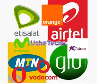 MTN, Airtel, Glo & 9Mobile, Cell C Free Browsing