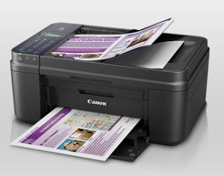 Image Canon PIXMA E484 Printer Driver