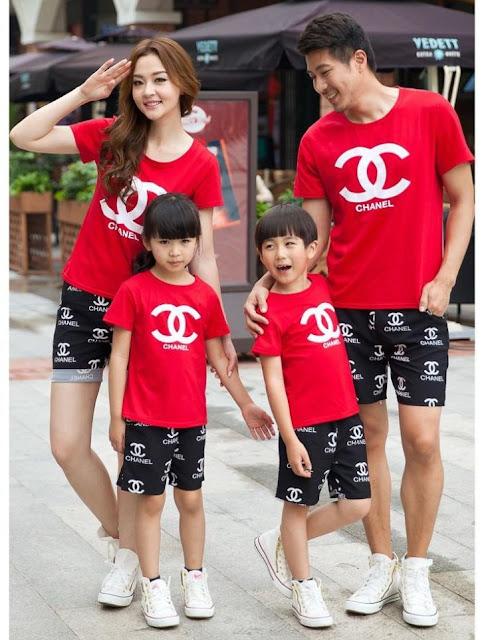camiseta channel
