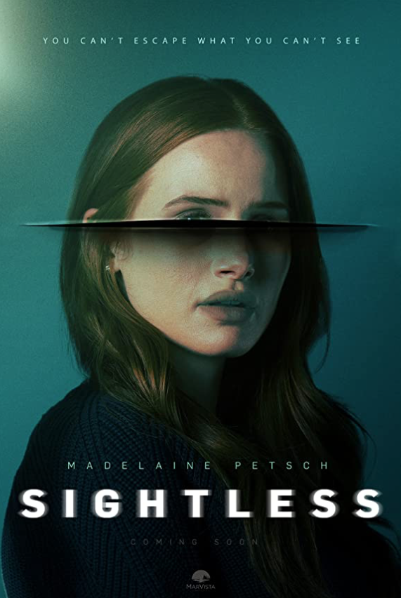 Sightless, Movie Review by Rawlins, Rawlins GLAM, Rawlins Lifestyle, Thriller, Drama, Psychological