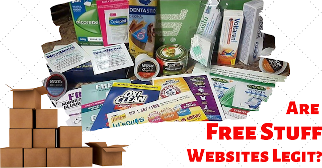 Free Stuff Websites