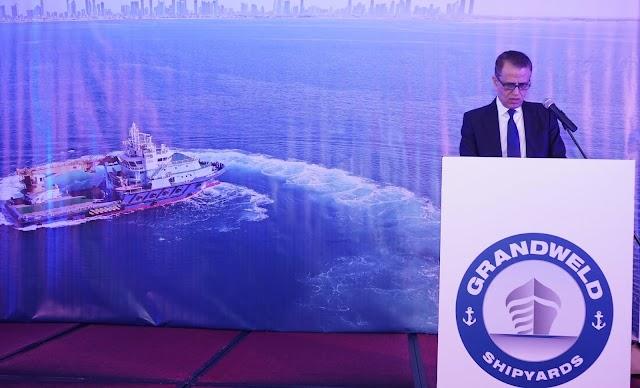 جراندويلد لبناء السفن تعزز القطاع البحري بـ 35 عامًا من الإنجازات المتميزة في منطقة الشرق الأوسط وشمال إفريقيا