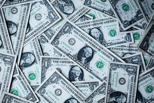Collection of US Dollar Bills | Photo by Sharon McCutcheon via Unsplash