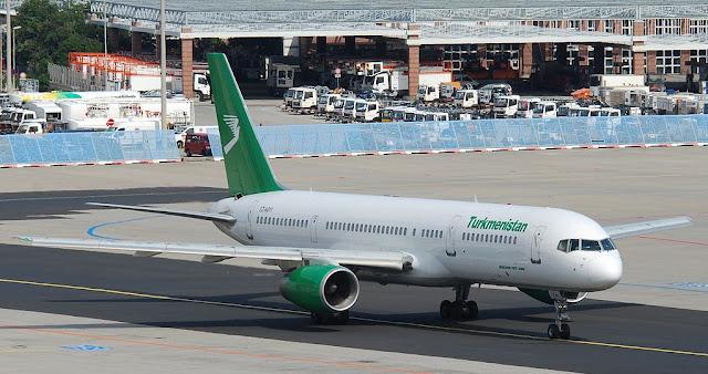istanbul - türkmenistan uçak bileti