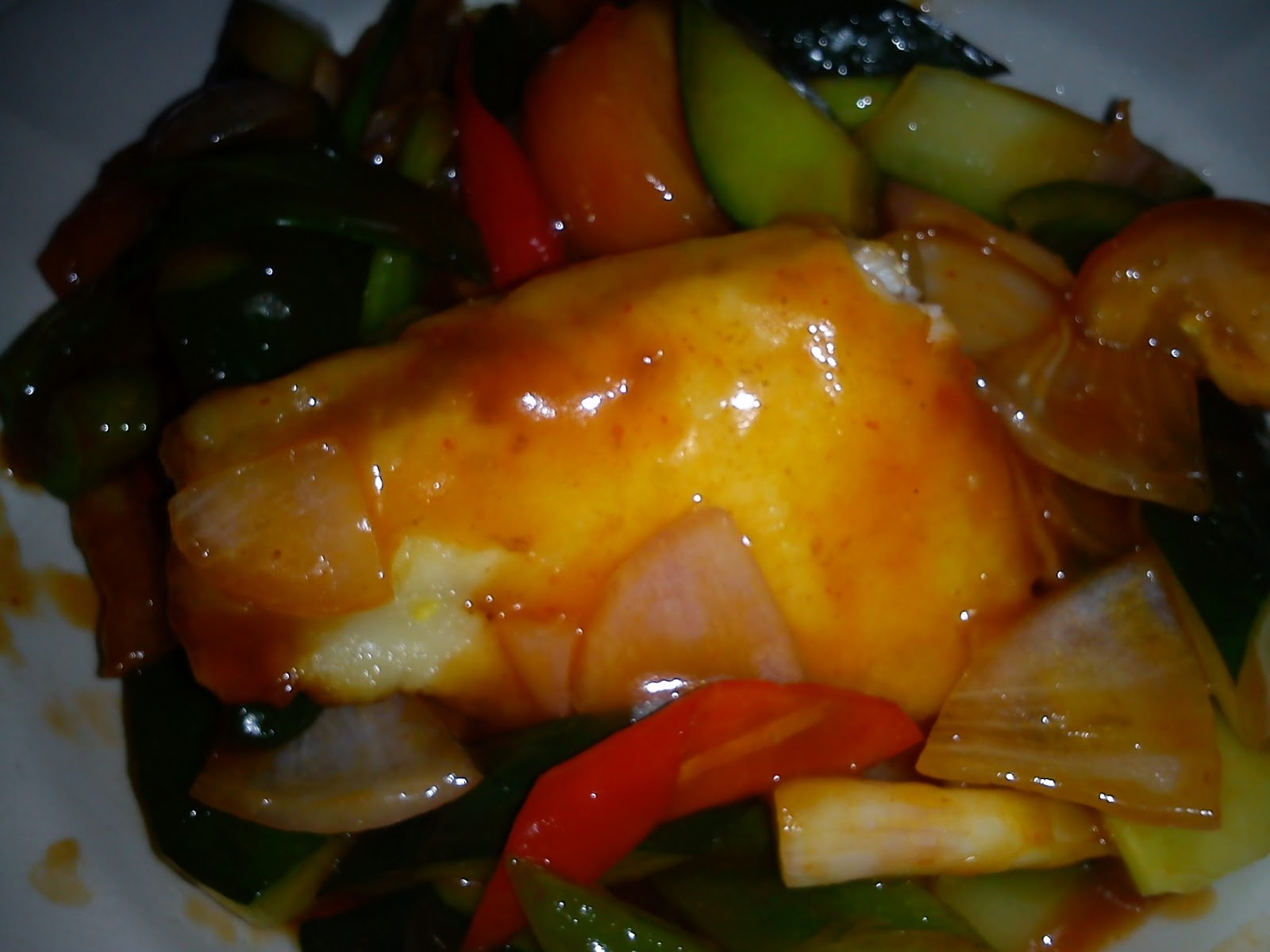 Cooking pleasure sweet and sour sauce fish for Cooking with fish sauce