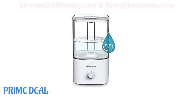 35% OFF 5.5L Cool Mist Humidifier