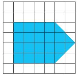 Luas bagian yang berwarna adalah www.simplenews.me