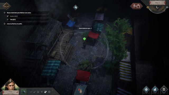 Siege Survival: Gloria Victis - Incursión Nocturna
